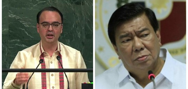 "Cayetano says that Drilon allies are the reason for the shortage of classrooms: ""Don't talk to me about classrooms because you created the classroom shortage"" 