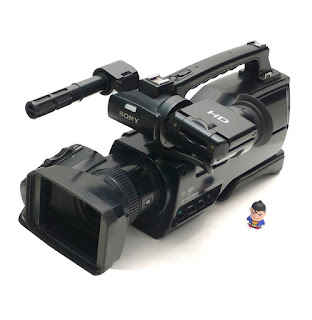 Camcorder HXR-MC1500P HD Bekas