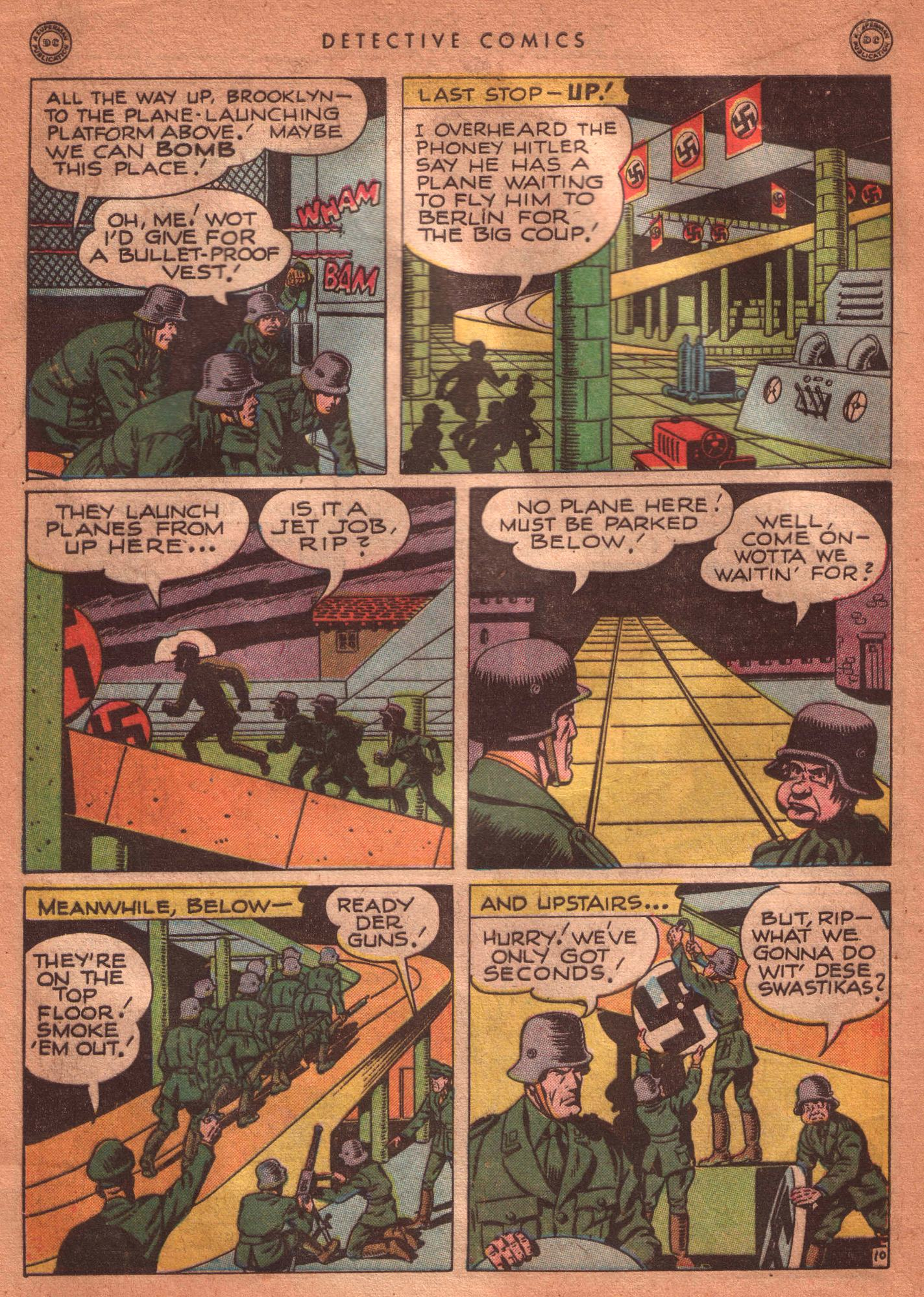 Read online Detective Comics (1937) comic -  Issue #125 - 46