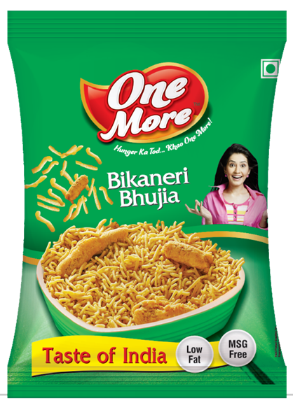 One more snacks Bikaneri Bhujia