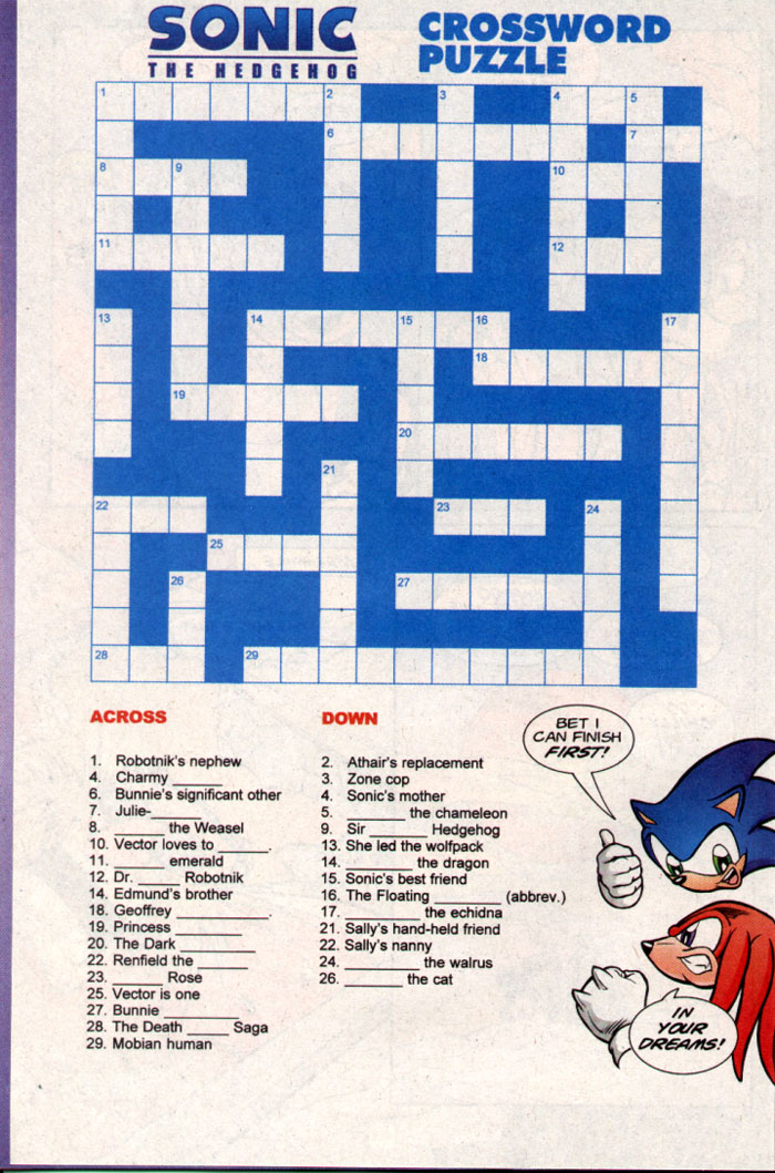 Read online Sonic The Hedgehog comic -  Issue #109 - 14