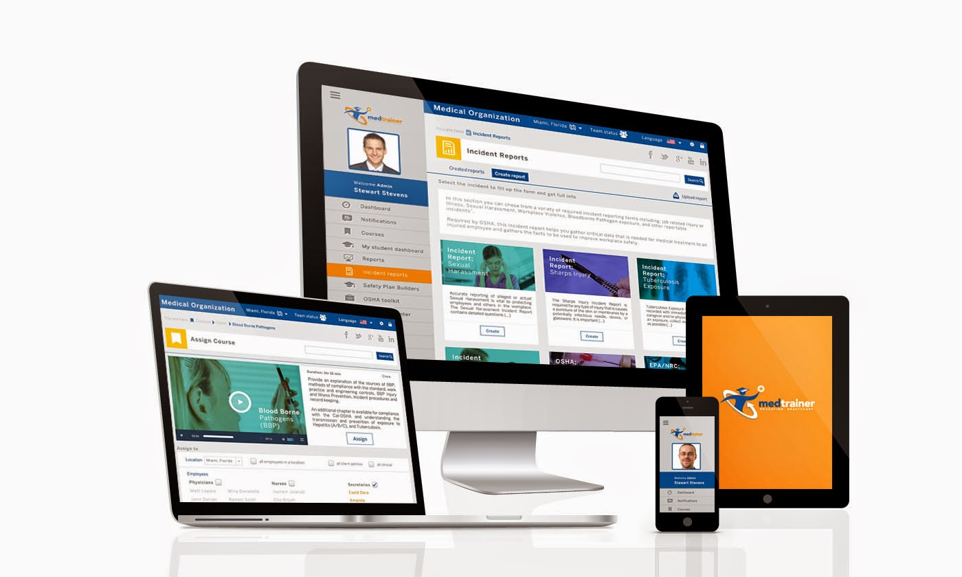 Medtrainer Compliance Training Online