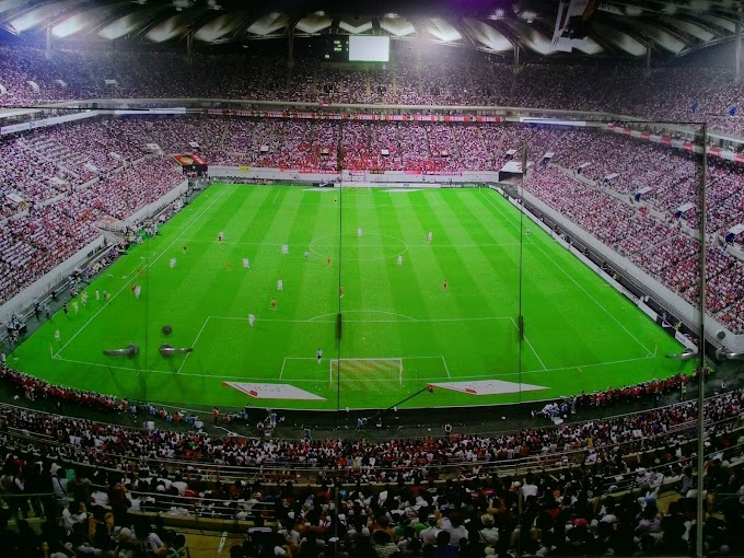 Soul of Asia : Running Man di Seoul World Cup Stadium
