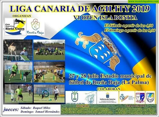 SANTA ANA 2019: VI Open Isla Bonita de Agility