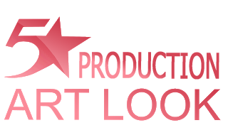 5 star photo and video logo