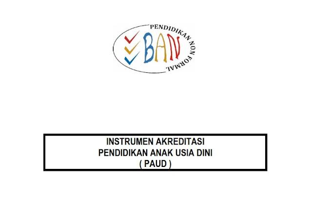 Instrumen Akreditasi PAUD LKP dan PKBM