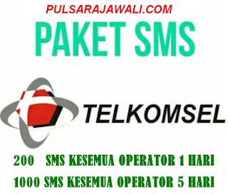 Paket SMS Telkomsel murah
