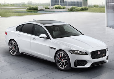 Jaguar XF Transmission: automatic, 8 speeds