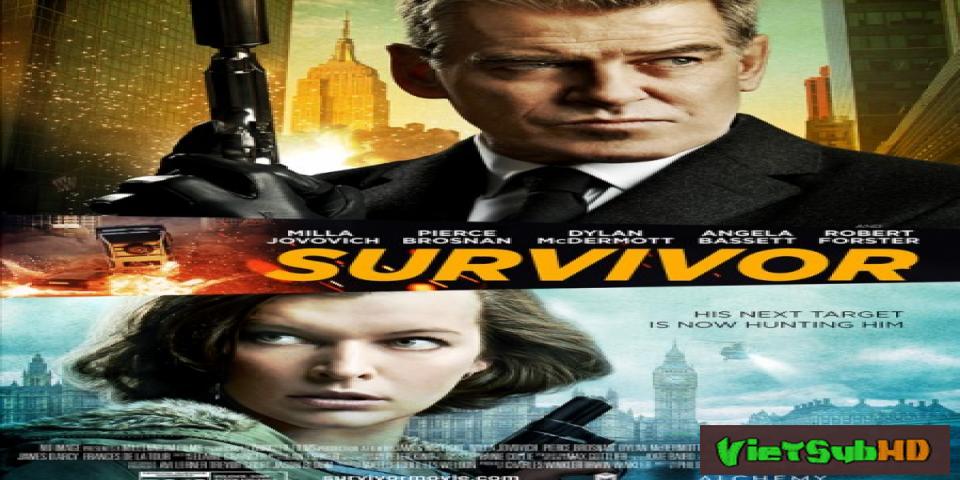 Phim Phản Sát VietSub HD | Survivor 2015