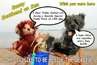 Charlie Bear Seaside Special Picnic