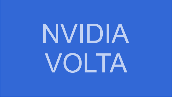 NVIDIA Volta Perkenalkan Arsitektur Grafis AI