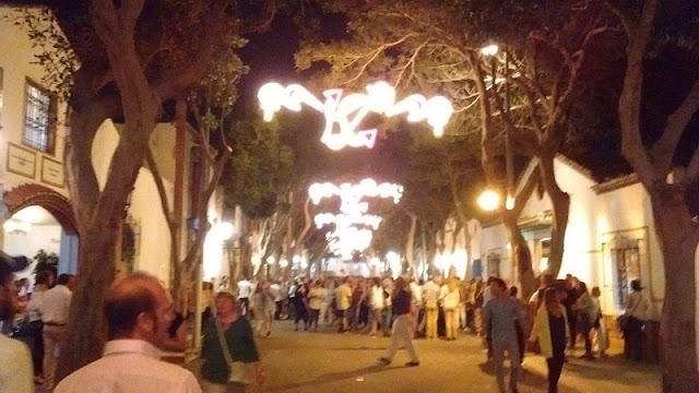 IX Reunión Playamar 80 en la Fería de San Miguel 2017