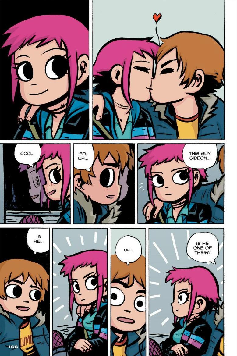 Read online Scott Pilgrim comic -  Issue #1 - 148