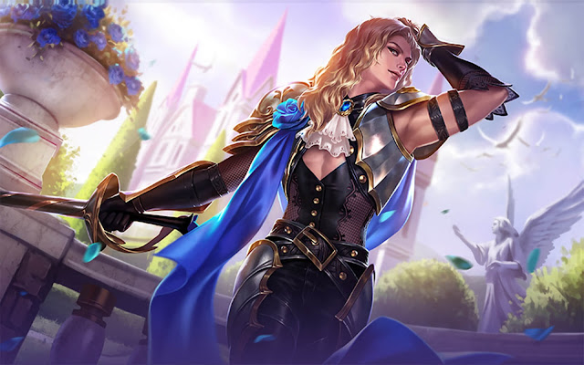 gambar mobile legends lancelot