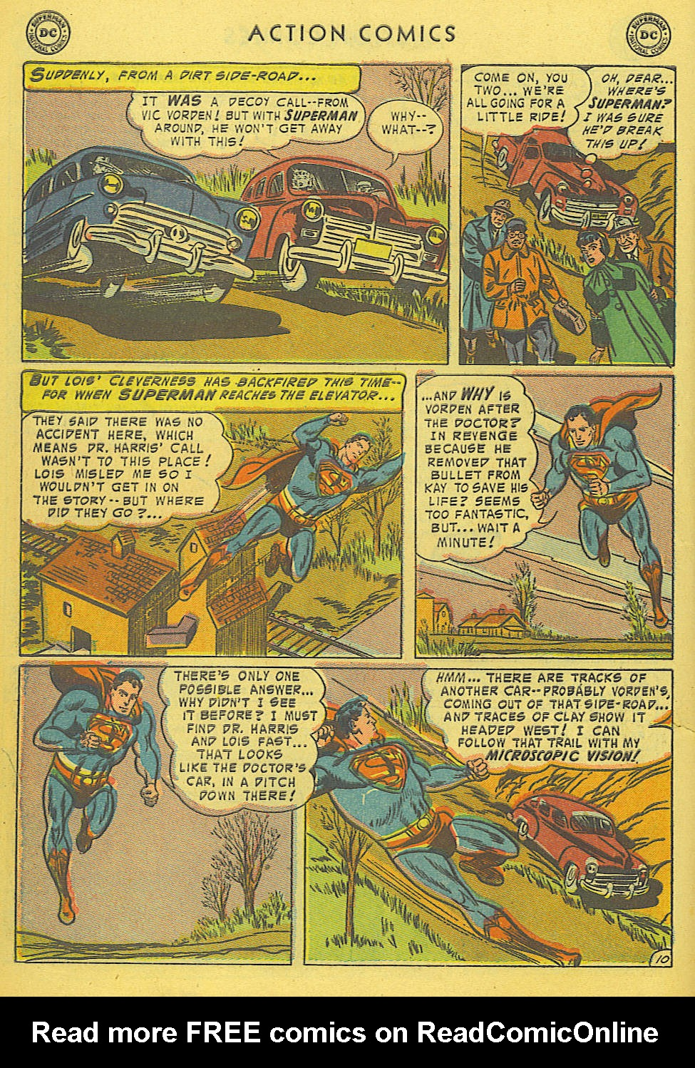 Action Comics (1938) 191 Page 11