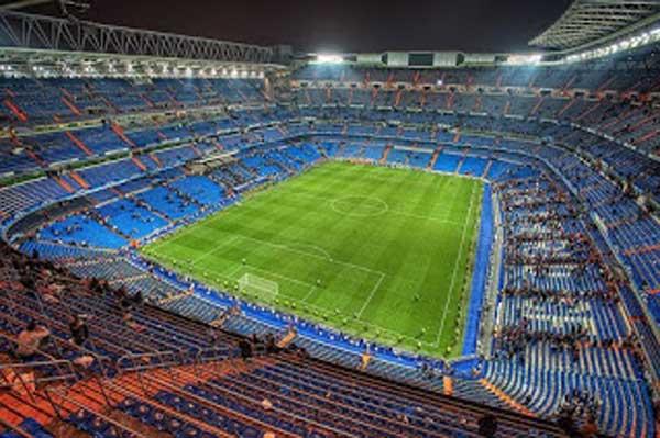 Sejarah Berdiri Stadion Santiago Bernabeu (Real Madrid)