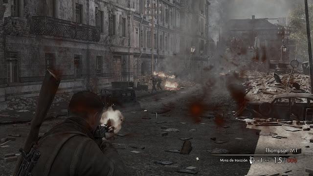 Sniper Elite V2 Remasterizado PC
