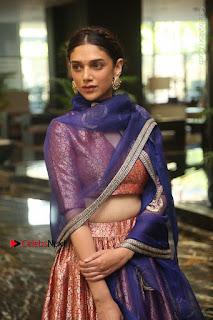 Aditi Rao Hydari Stills in Lehenga Choli at Cheliyaa Telugu Movie Audio Launch Event  0020.JPG