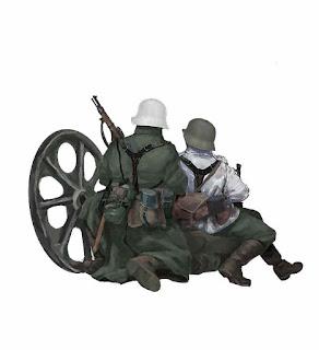 Fusileros División Azul