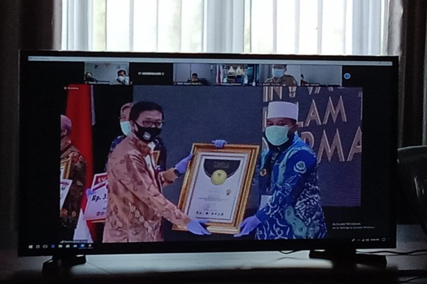 Pemda Jayawijaya Juara Video Inovasi Tatanan Normal Baru Bidang Trasportasi Dari Kemendagri