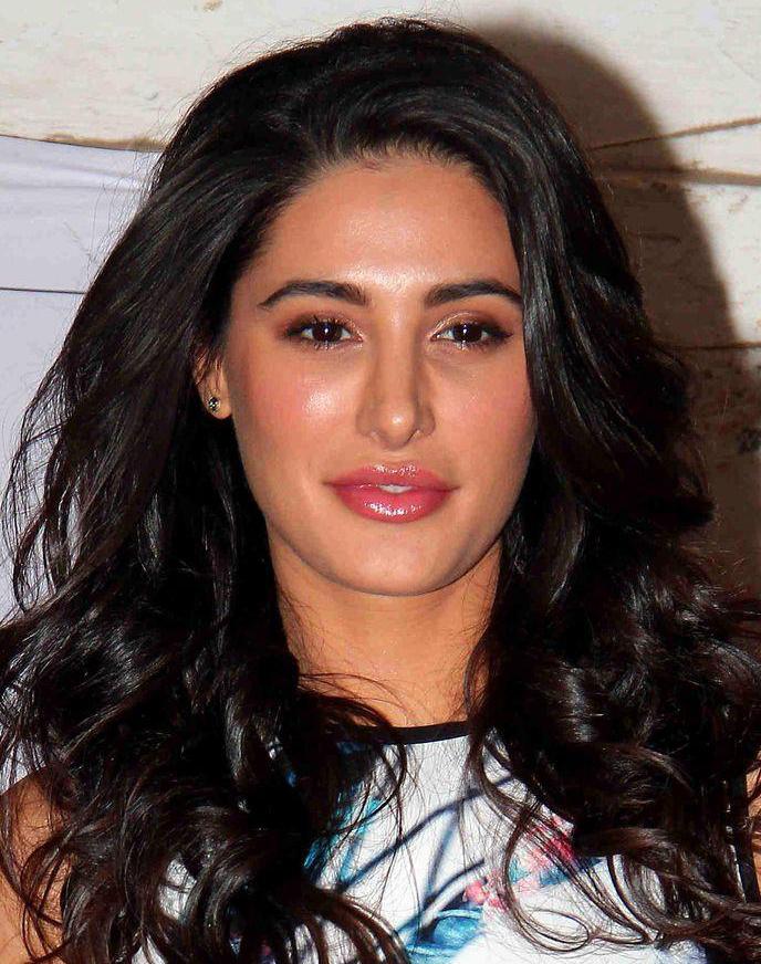Nargis Fikhari Hot Lips Pics 2016