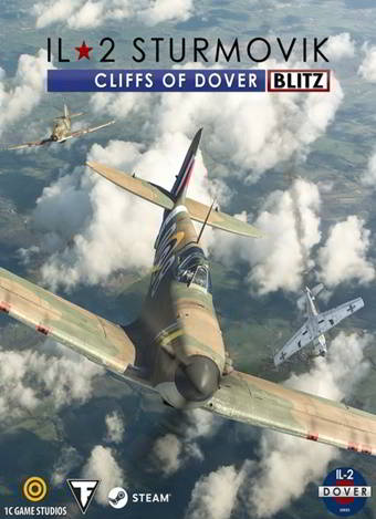 IL-2 Sturmovik Cliffs of Dover Blitz Edition PC Full Español