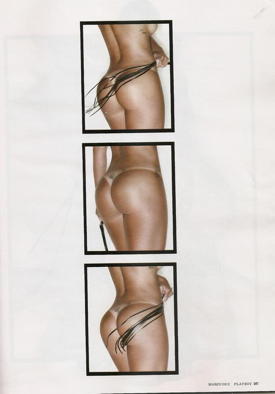 Valentina do Ratinho pelada nua na playboy 19