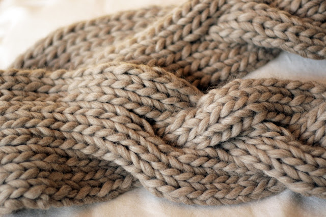KATE PRESTON HANDKNITS /BLOG: Kate's Braided Cable Cowl