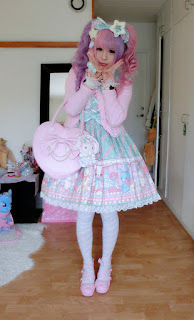 mintyfrills sweet lolita fashion kawaii cute japan