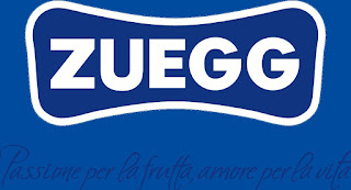 The Zuegg logo is well known in Italian grocery stores