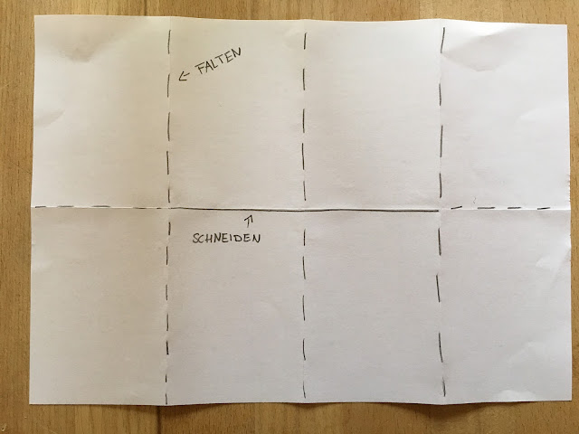 DIY Kratzpapier