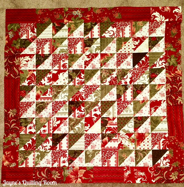 Jayne U0026 39 S Quilting Room  First Flimsy Finish For 2018