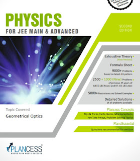 GEOMETRICAL OPTICS NOTE BY PLANCESS