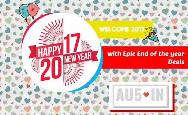 2017 New Year Deals Online India