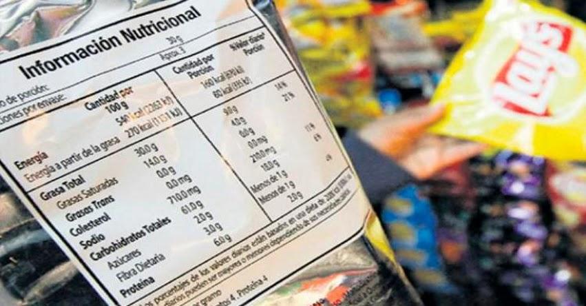 INCREÍBLE: Congreso modificaría Ley de Alimentación Saludable para favorecer a industrias en perjuicio del consumidor