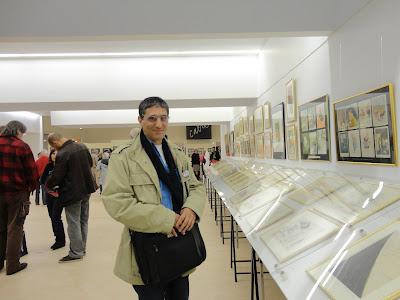 Faleceu o cartunista Jessé Ribeiro
