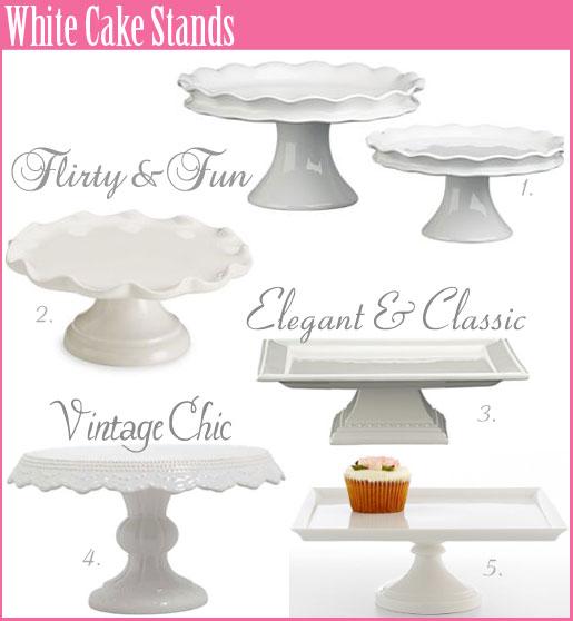 Diy Cake Pedestals Maria Jung