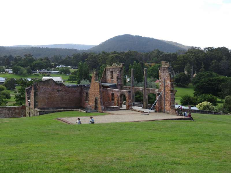 The Hospital, Port Arthur