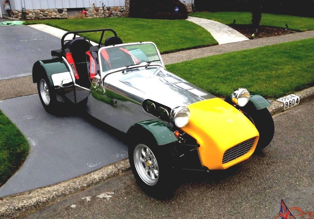 Lotus 7 Kits