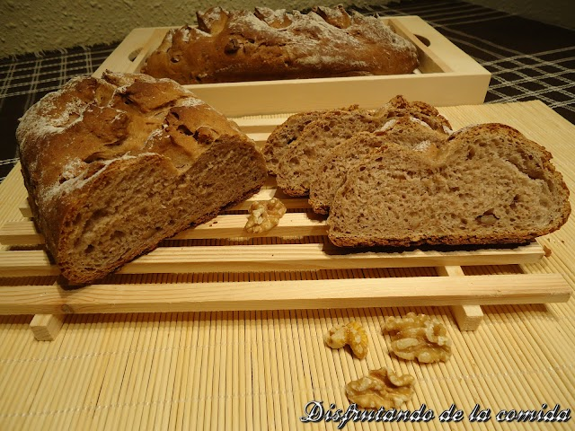 Pan de Pasta de Nueces