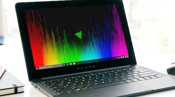 Raze Blade notebook unveils GeForce 10 and Kaby Lake prossessor price start $999