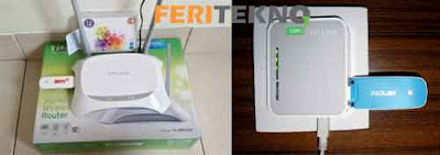 Pasang wifi tanpa telepon rumah - Feri Tekno