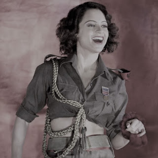 Kangana Ranaut in Movie Rangoon