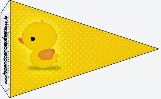Rubber Ducky Free Party Printables Oh My Fiesta! in english