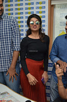 Tejaswini Madivada backstage pics at 92.7 Big FM Studio Exclusive  01.JPG