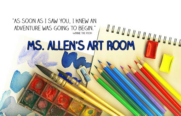 Ms. Allen's Art Room