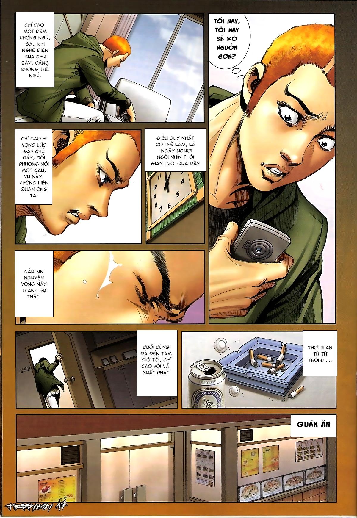 Người Trong Giang Hồ - Chapter 1360: Rõ nguồn cơn - Pic 16