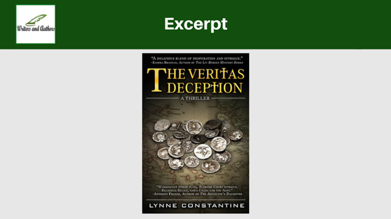 Excerpt: The Veritas Deception by Lynne Constantine