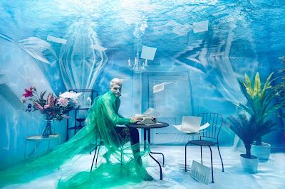 PNTM Cycle 7 6th Episode : Underwater Photo Shoot - MforModels