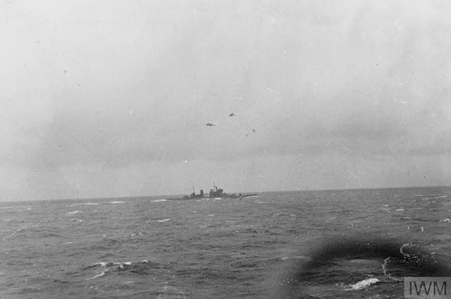 HMS King George V swordfish 27 May 1941 worldwartwo.filmnispector.com